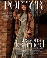 Porter  magazine cover feature