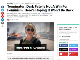 Comment piece for Huffington Post UK