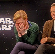 Domhnall Gleeson and Richard E. Grant - Star Wars: The Rise of Skywalker