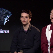 Fionn Whitehead + Will Poulter - Bandersnatch