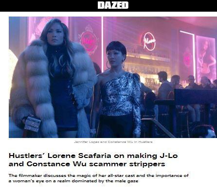 Dazed - Lorene Scafaria
