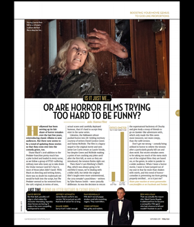 Feature for Total Film