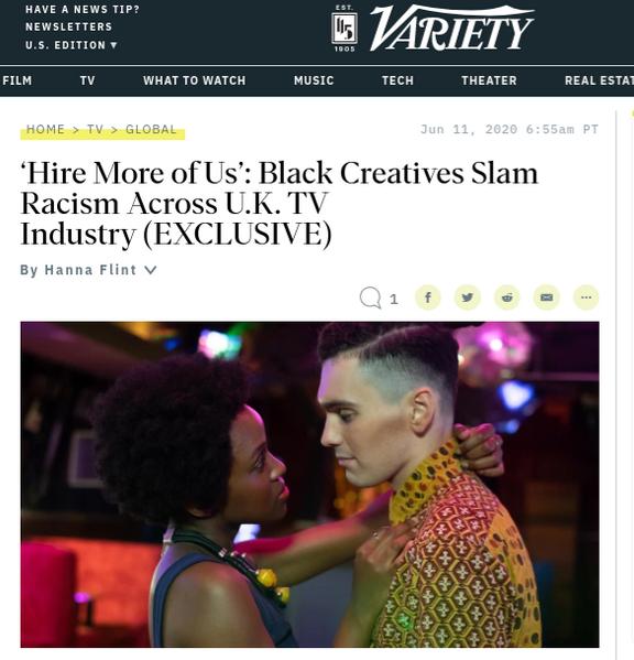 Variety - Black Creatives Creatives Slam