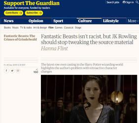 Fantastic Beasts 2 - The Guardian