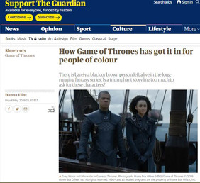 Game of Thrones - The Guardian