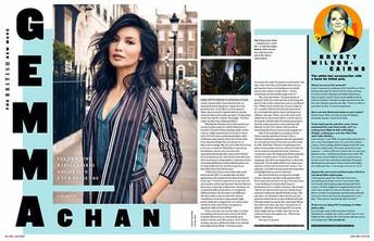Empire magazine interview - August 2021