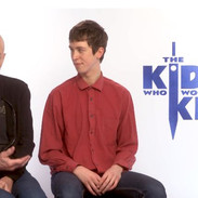 Patrick Stewart & Angus Imrie - The Kid Who Would be King
