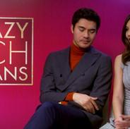 Henry Golding + Gemma Chan - Crazy Rich Asians