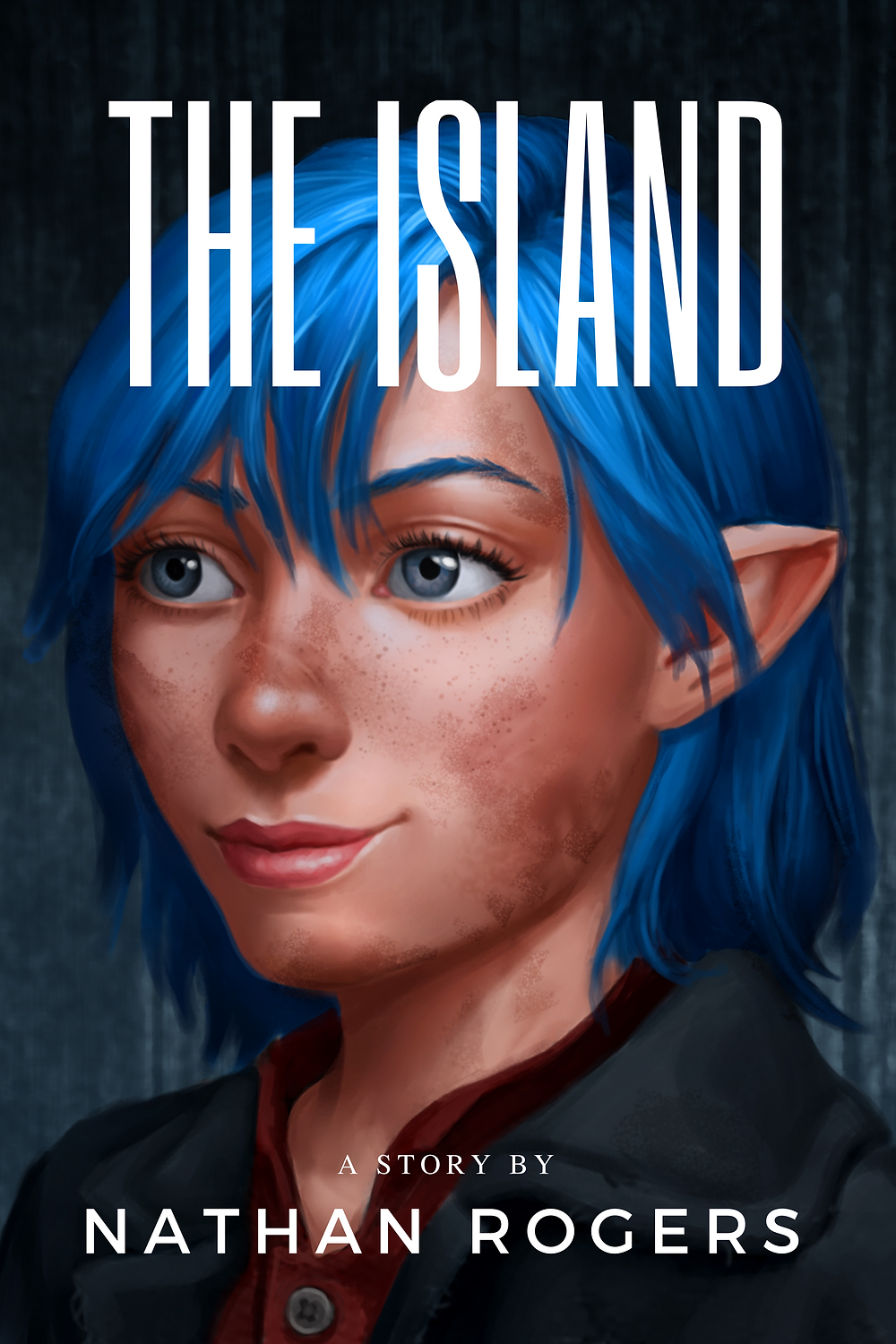 The Island by Nathan Rogers book cover