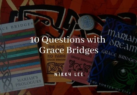 10 Questions with Grace Bridges