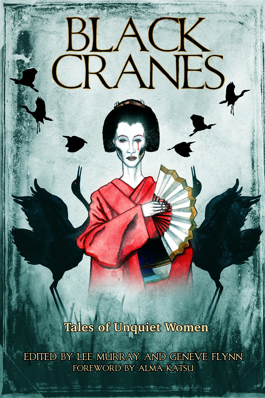 Black Cranes cover