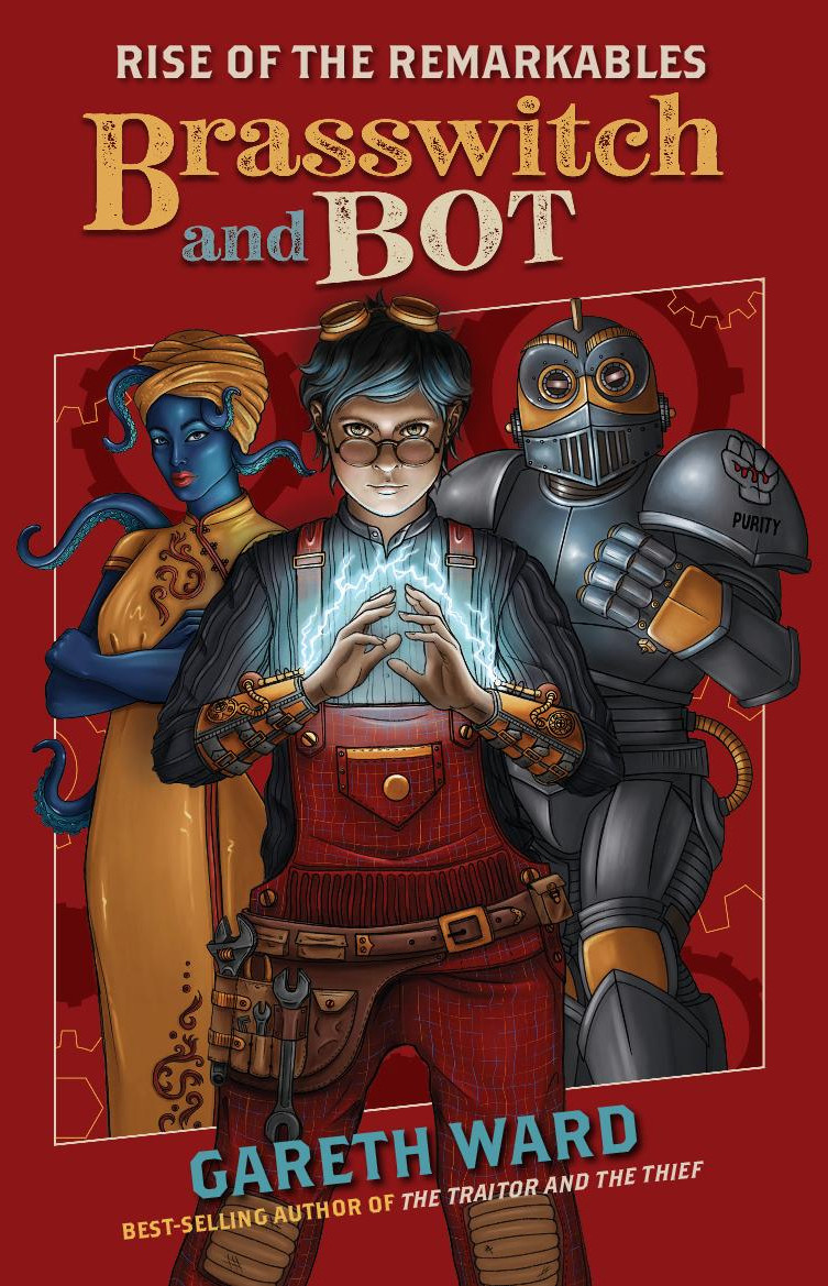 Brasswitch and Bot book cover