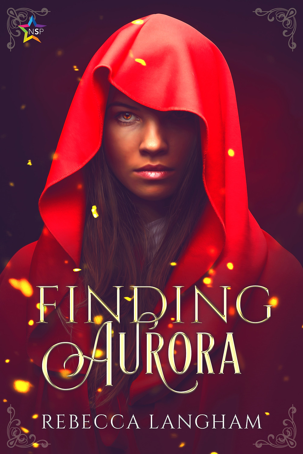 Finding Aurora by Rebecca Langham cover