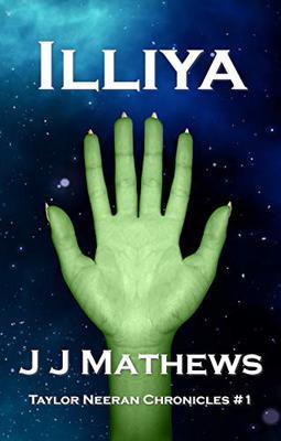 Illiya by J J Mathews book cover