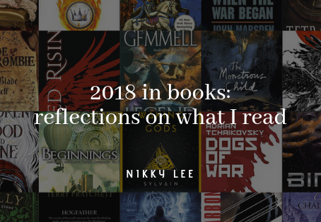 2018 in books: reflections on what I read