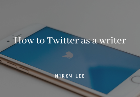 How to Twitter as a writer