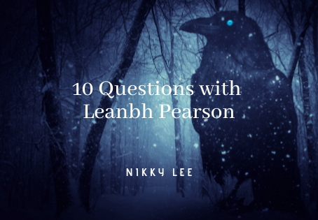 10 Questions with Leanbh Pearson