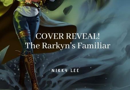 Cover reveal: THE RARKYN'S FAMILIAR