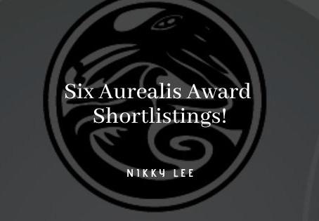 Six Aurealis Awards Shortlistings!