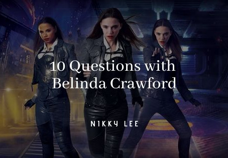 10 Questions with Belinda Crawford