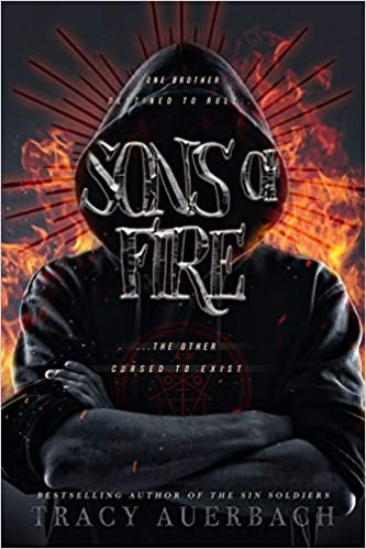 Cover of Sons of Fire by Tracy Auerbach