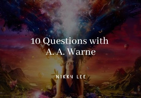 10 Questions with A. A. Warne