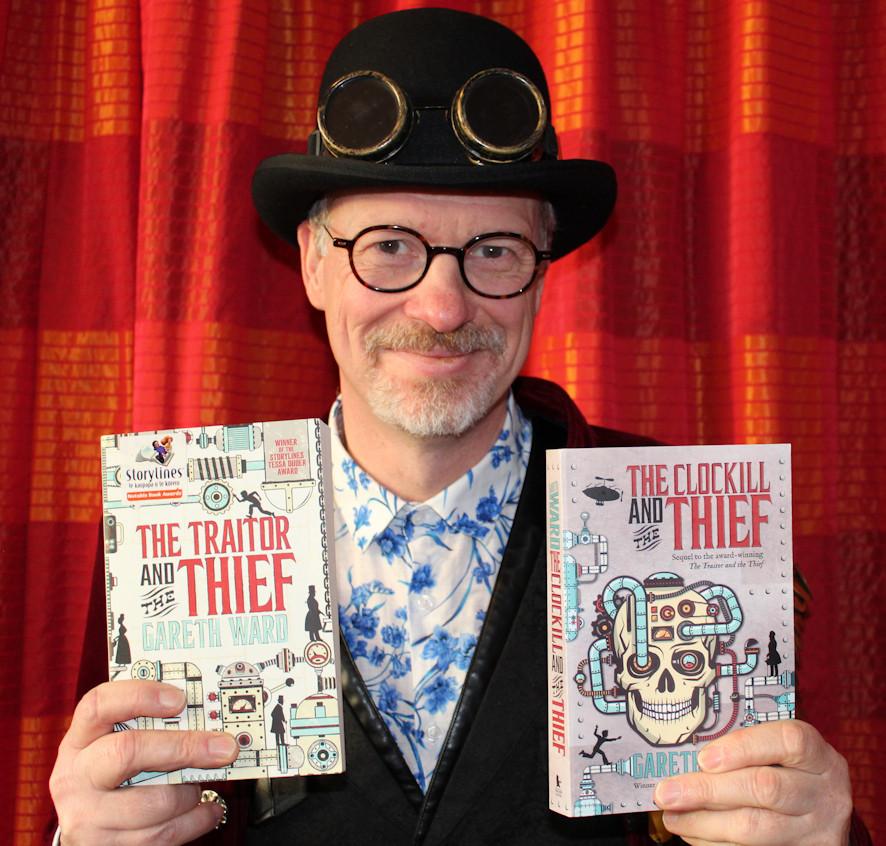 Author Gareth Ward profile picture