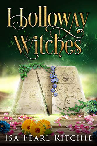 Holloway Witches — Isa Pearl Ritchie cover