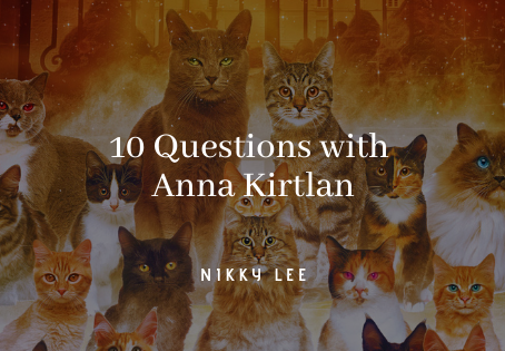 10 Questions with Anna Kirtlan
