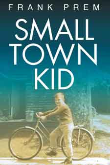 Cover of Small Town Kid by Frank Prem