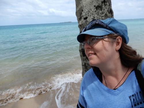 Grace Bridges New Zealand author profile picture