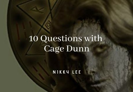 10 Questions with Cage Dunn
