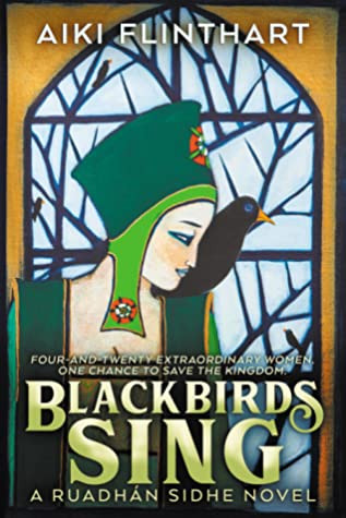 Blackbirds Sing by Aiki Flinthart cover image