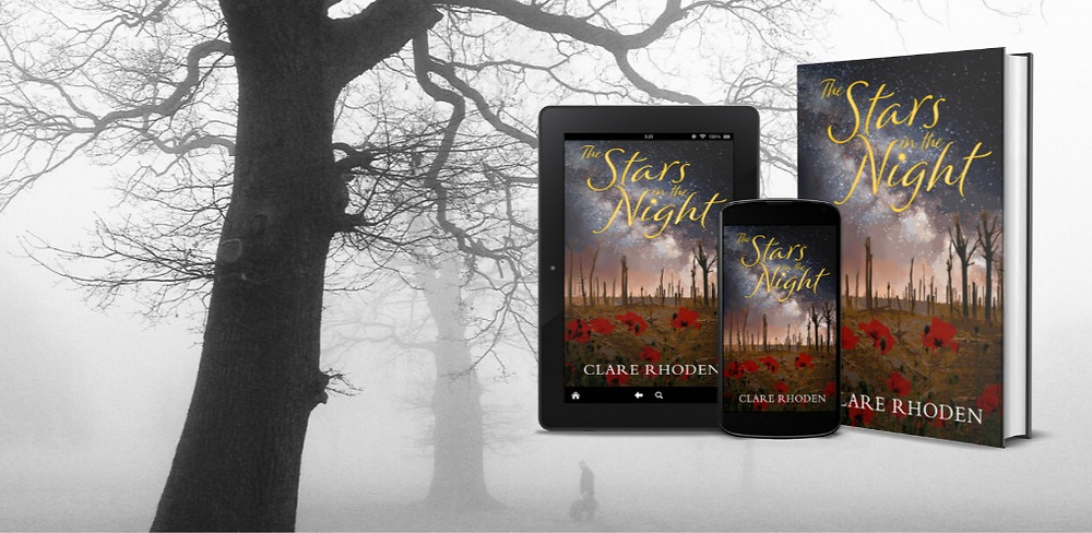 The Stars of the Night cover by Clare Rhoden