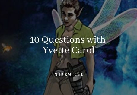 10 Questions with Yvette Carol