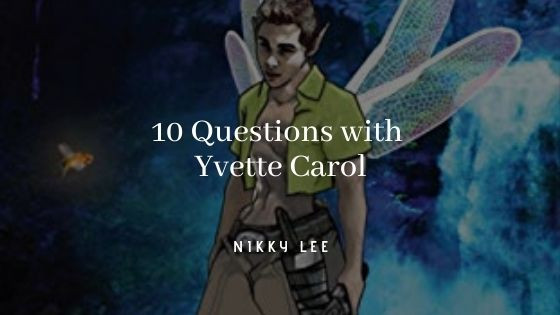 10 Questions with Yvette Carol image banner
