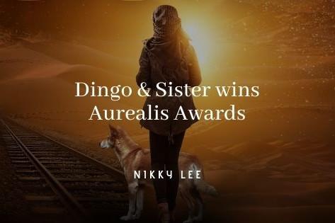 Dingo & Sister wins Aurealis Awards