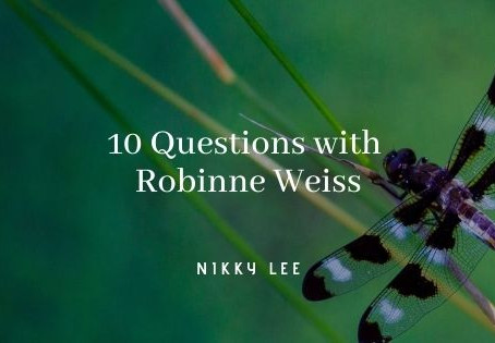 10 Questions with Robinne Weiss