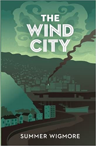The Wind City — Summer Wigmore cover