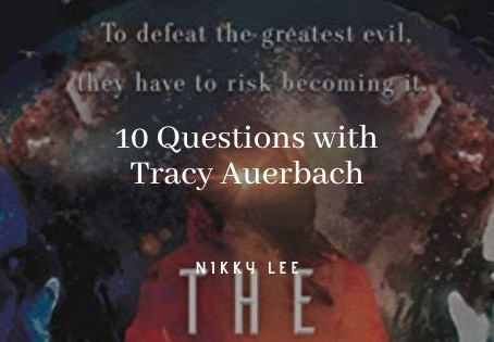 10 Questions with Tracy Auerbach