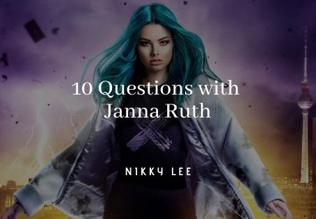10 Questions with Janna Ruth