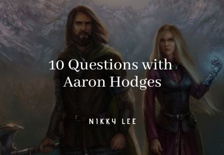 10 Questions with Aaron Hodges