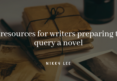 5 resources for writers preparing to query a novel