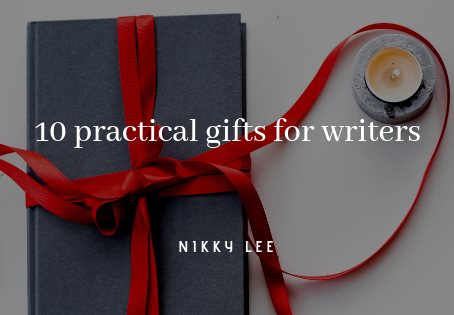 10 practical gifts for writers