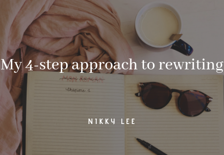 My 4-step approach to rewriting