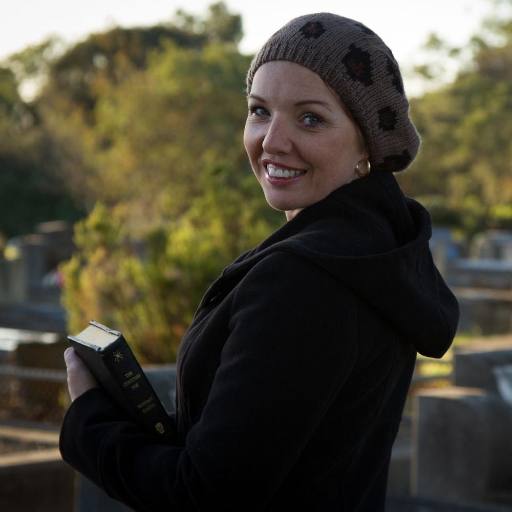 Rebecca Fraser author profile photo