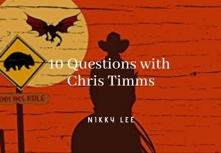 10 Questions with Chris Timms