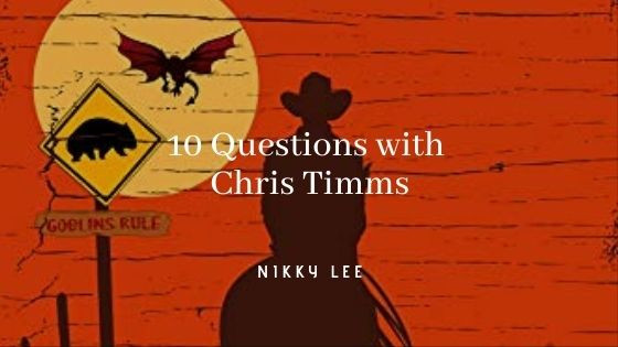 10 Questions with Chris Timms banner