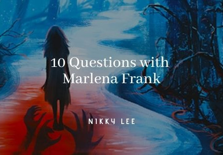 10 Questions with Marlena Frank