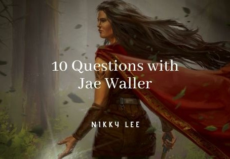 10 Questions with Jae Waller